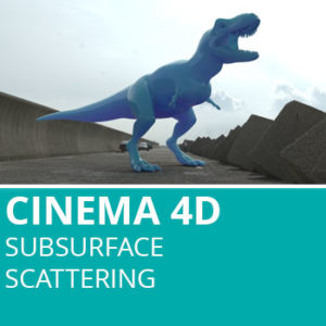 Subsurface Scattering In Cinema 4D