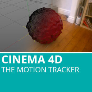 The Motion Tracker In Cinema 4D R17