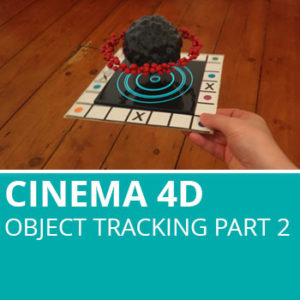 New In Cinema 4D R18: Object Tracking Part 2