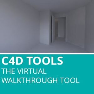 C4D Tools: Virtual Walkthrough