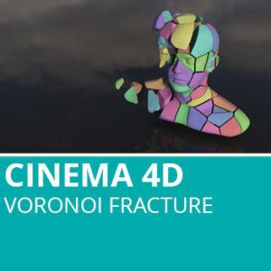 Cinema 4D R19: Voronoi Fracture