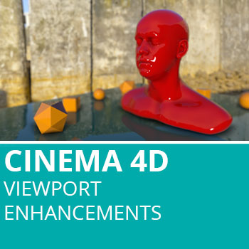 Cinema 4D R19: Viewport Enhancements – Digitalmeat