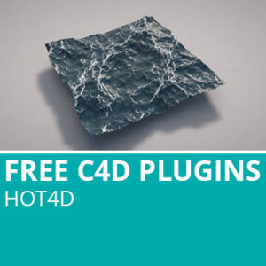 Free C4D Plugins: HOT4D