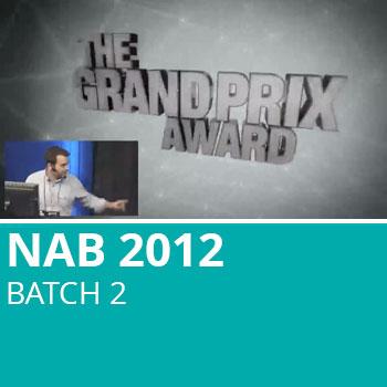 NAB 2012 Batch 2