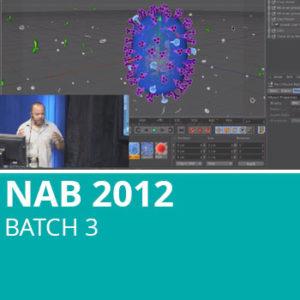 NAB 2012 Batch 3