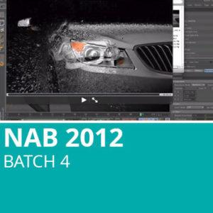 NAB 2012 Batch 4