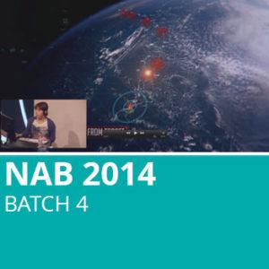 NAB 2014 Batch 4