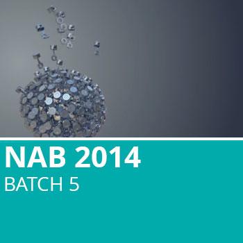 NAB 2014 Batch 5