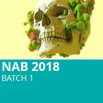 NAB 2018 Batch 1