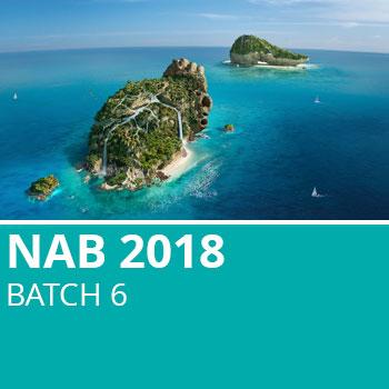 NAB 2018 Batch 6