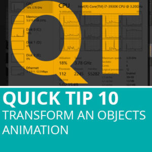 Quick Tip 10: Transform An Objects Animation