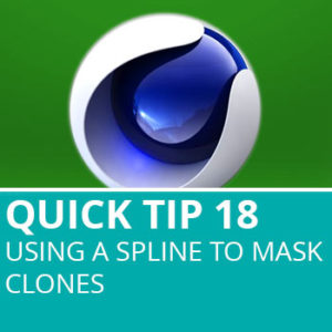 Quick Tip 18: Using A Spline To Mask Clones