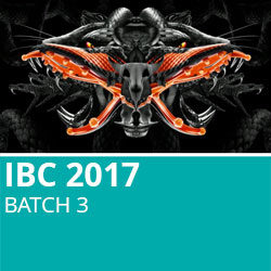 IBC 2017 Batch 3