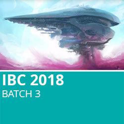 IBC 2018 Batch 3