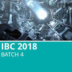 IBC 2018 Batch 4