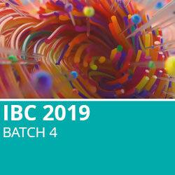 IBC 2019 Batch 4
