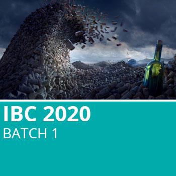 IBC 2020 Batch 1