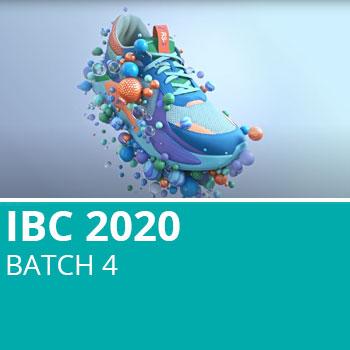 IBC 2020 Batch 4