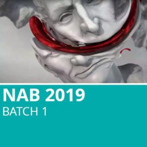 NAB 2019 Batch 1