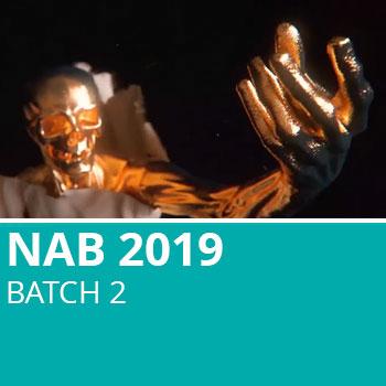 NAB 2019 Batch 2