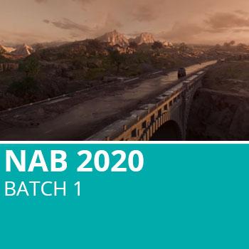 NAB 2020 Batch 1