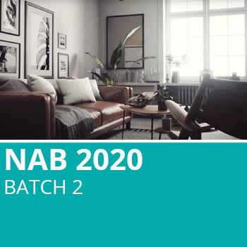 NAB 2020 Batch 2