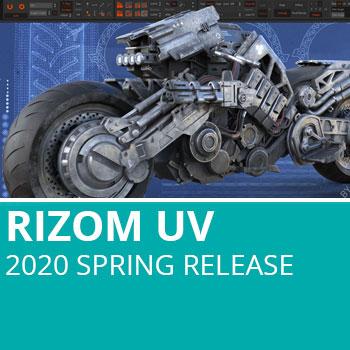 Rizom UV: 2020 Spring Release
