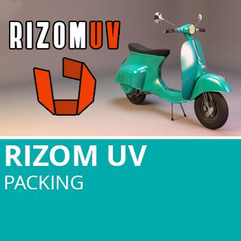 Rizom UV: Packing